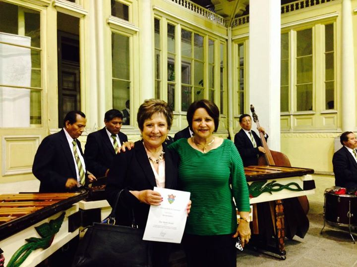 Mención Honorífica para dos relatos en el certamen Mi ciudad en 100 palabras que realiza la Municipalidad de Guatemala. Los relatos se titulan: La sexta y Pajardi